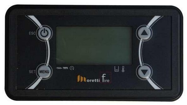 Moretti, DISPLAY LCD 4 TOUCHES ref MFRDYAIR